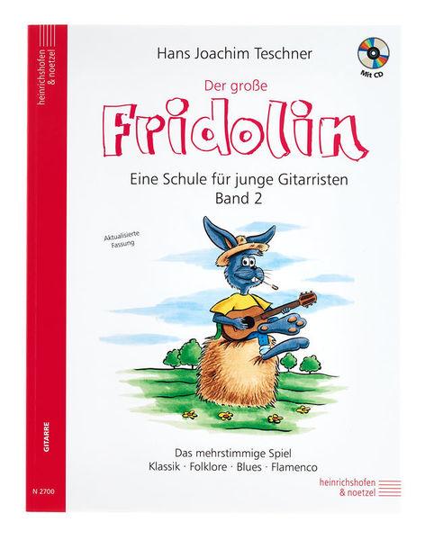 E Heinrichshofen Der große Fridolin +CD