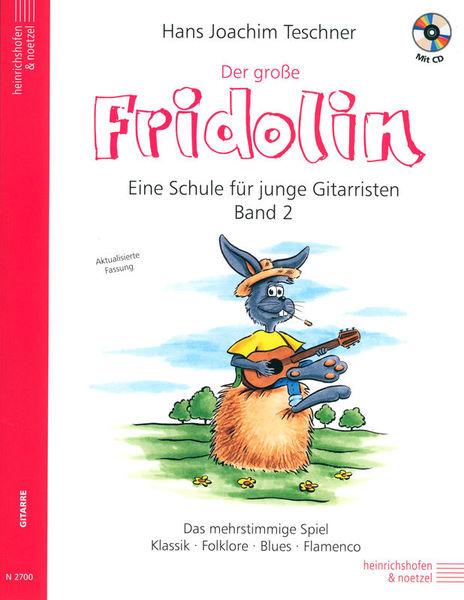 E Heinrichshofen Der große Fridolin Vol.2 +CD
