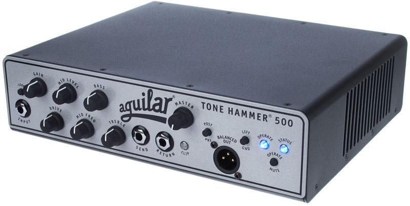 Aguilar Tone Hammer 500