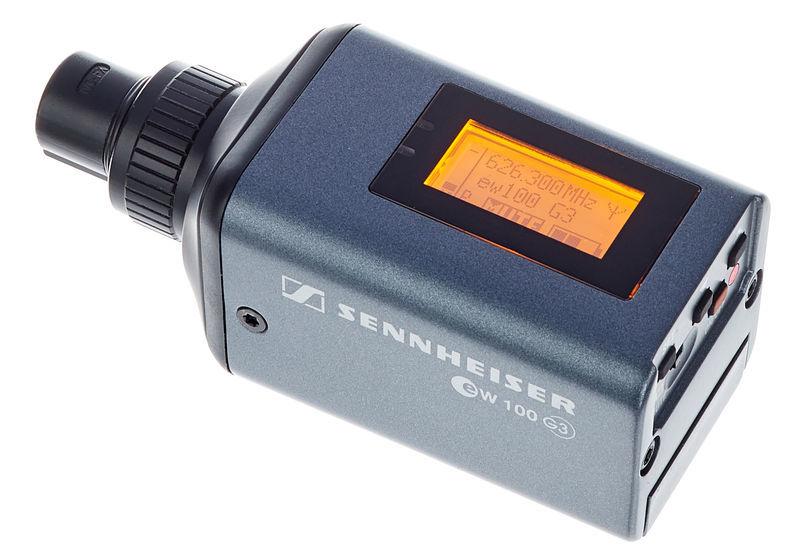 Sennheiser SKP 100 G3 / B-Band