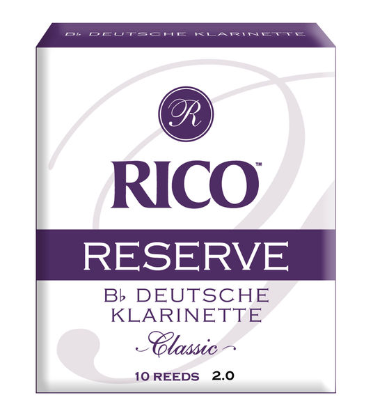 Rico Reserve Classic 2 G Clarinet