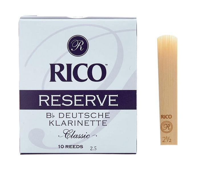 Rico Reserve Classic 2,5 GER Clar.