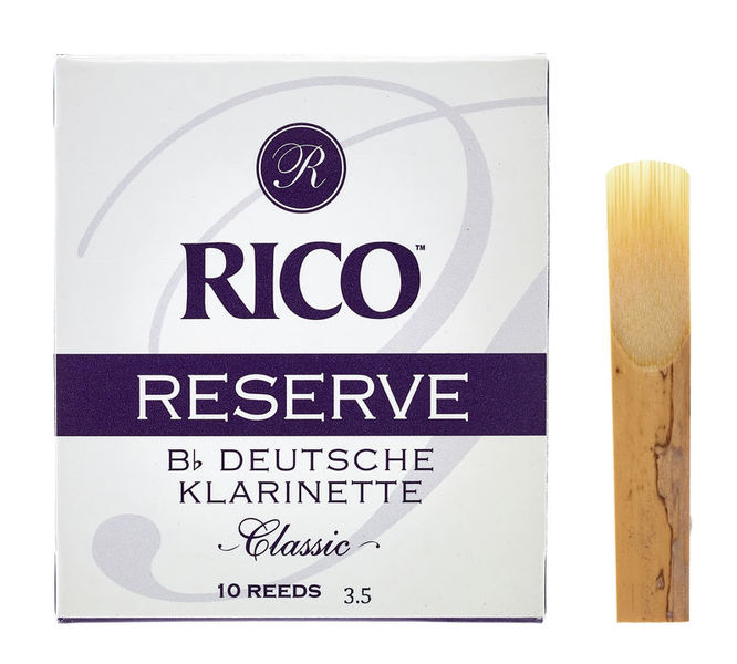 Rico Reserve Classic 3,5 GER Clar.