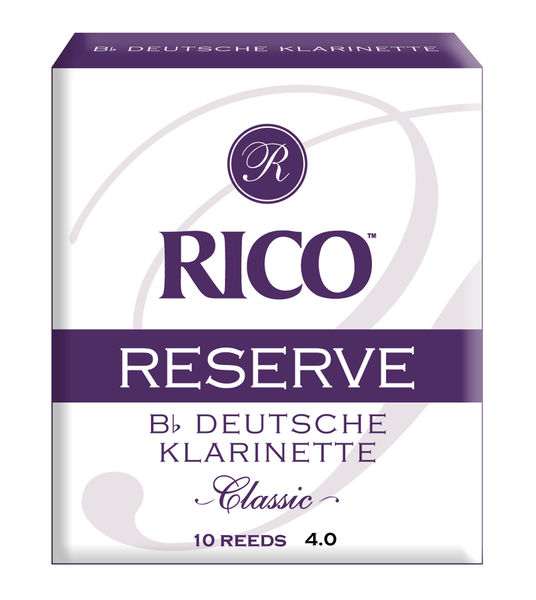 Rico Reserve Classic 4 G Clarinet