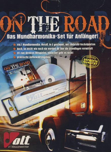 Voggenreiter On The Road Harp Set