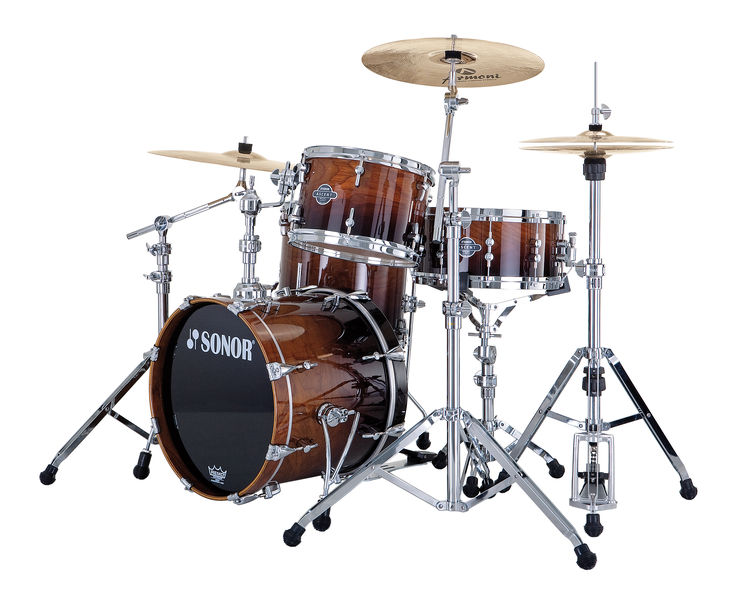 Sonor Ascent Burnt Fade Jazz