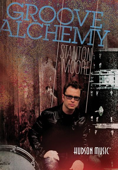 Hudson Music St. Moore Groove Alchemy DVD