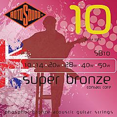 Rotosound SB10 Super Bronze