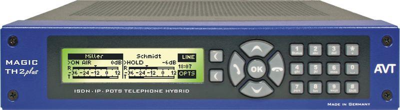 AVT Magic TH2plus Telephone Hybrid