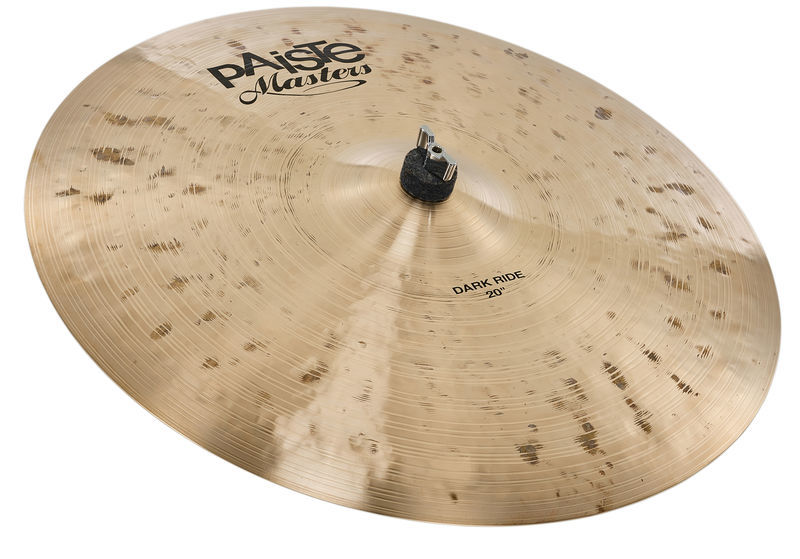 "Paiste 20"" Dark Ride Twenty Masters"