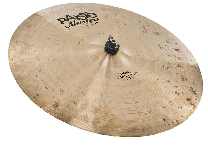 "Paiste 20"" Dark Crash Ride Twenty MA."