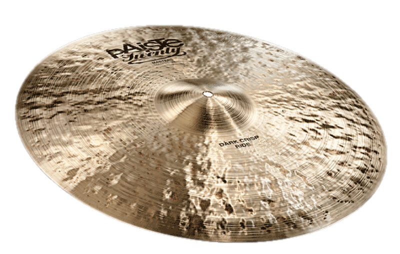 "Paiste 22"" Dark Crisp Ride Twenty MA."