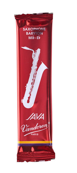 Vandoren Java Filed Red 2 Baritone