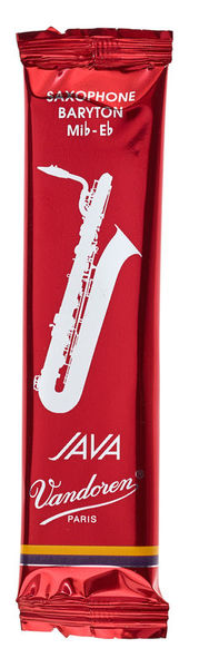 Vandoren Java Filed Red 4 Baritone