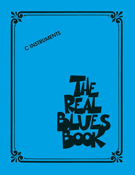 The Real Blues Book C Hal Leonard