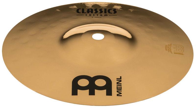 "Meinl 08"" Classics Custom Splash"