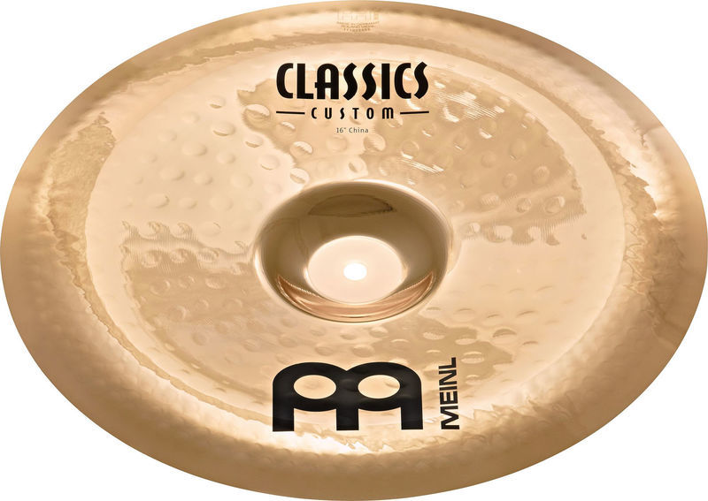 "Meinl 16"" Classics Custom China"