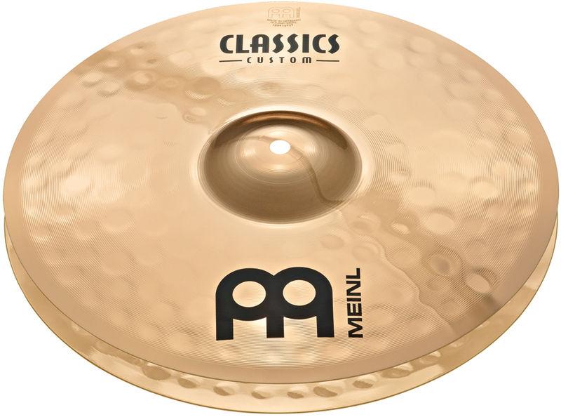 "Meinl 14"" Classics Custom Hi-Hat Po."