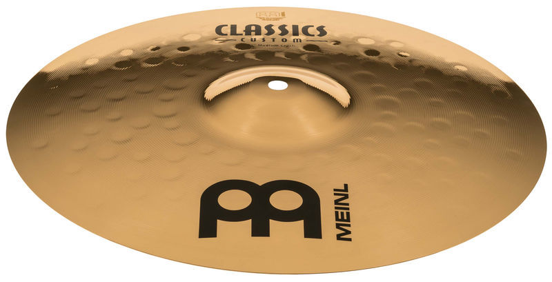 "Meinl 14"" Classics Custom Med. Crash"