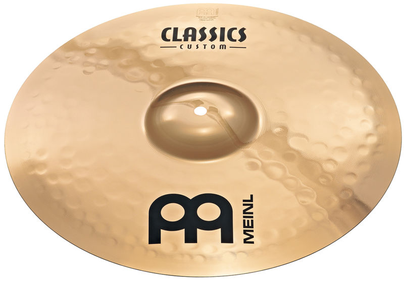 "Meinl 16"" Classics Custom Med. Crash"
