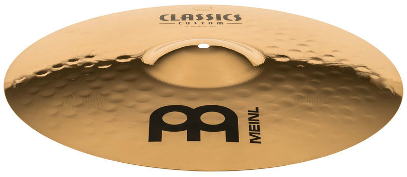 "Meinl 17"" Classics Custom Med. Crash"