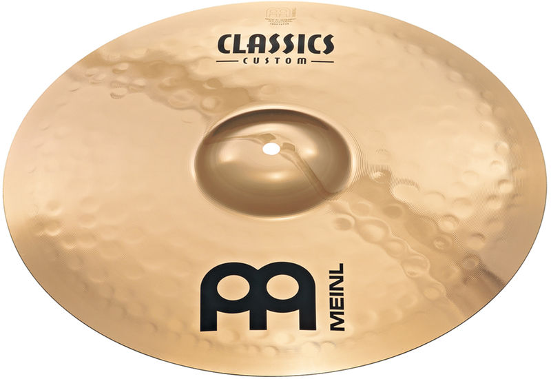 "Meinl 17"" Classics Custom Med. Crash"