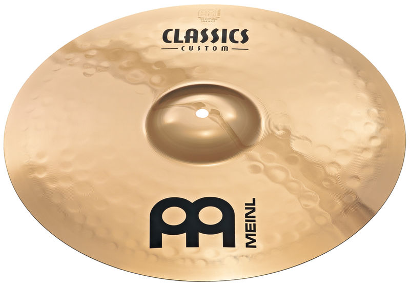 "Meinl 18"" Classics Custom Med. Crash"