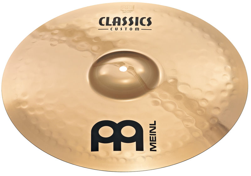 "Meinl 16"" Classics Custom Pow. Crash"