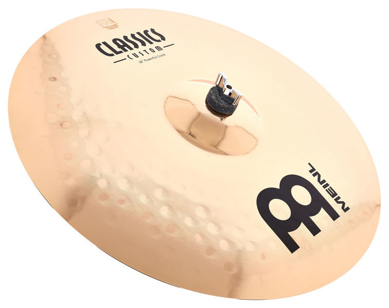 "Meinl 18"" Classics Custom Pow. Crash"