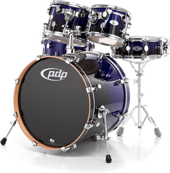 "PDP M5 Shell Set 22"" Blue Fade DW"