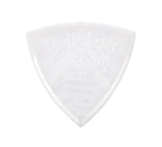 V-Picks Medium Pointed Pearly Gates