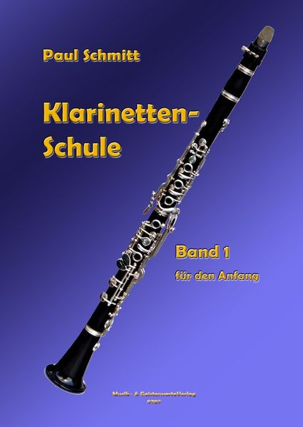Musik & Geisteswerte Verlag Klarinetten-Schule Vol.1
