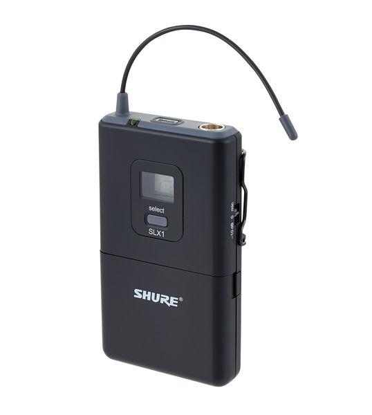 Shure SLX 1 / H5