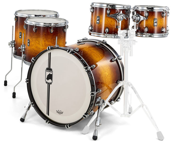 "1 1//2/"" Hole Spacing Yamaha Satin Chrome Drum Lug"