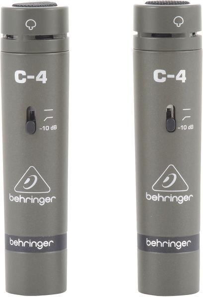 Behringer C4