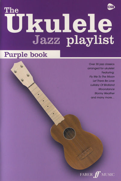 Faber Music Ukulele Jazz Playlist Purple