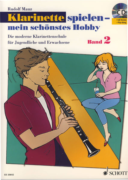 Schott Klarinette Spielen Hobby 2