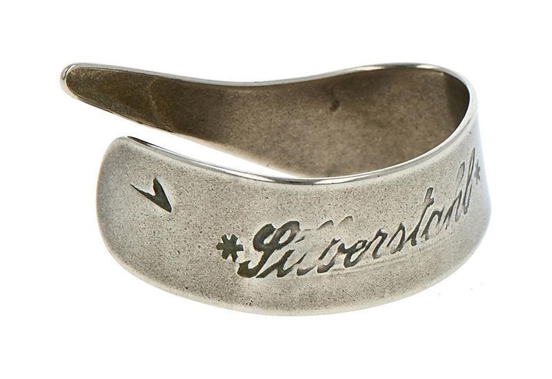 Geipel Thumb Pick Nickel Silver 1