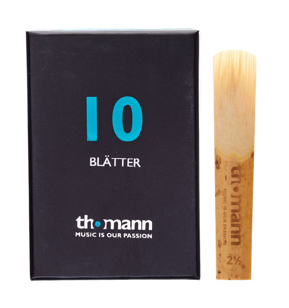 Thomann Sample Reeds Bb-Klarinette Ger