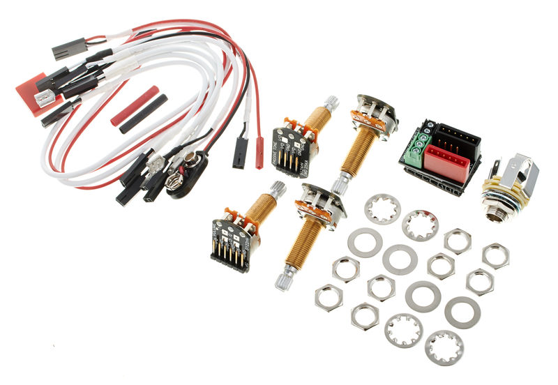 emg 1 or 2 pickups wiring kit ls thomann uk rh thomann de guitar wiring harness fallbrook guitar wiring kits uk
