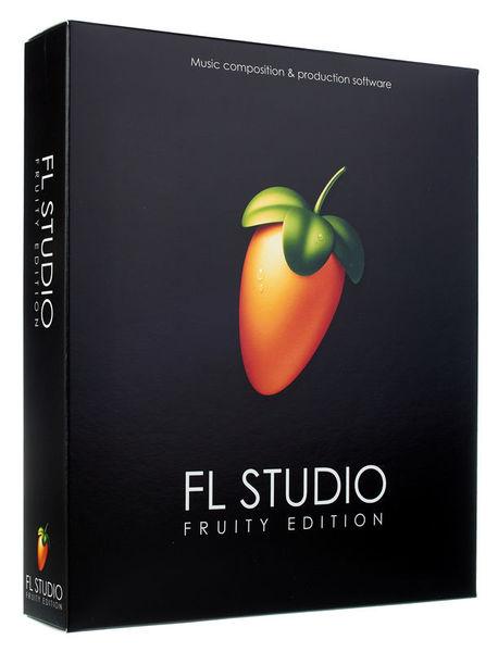 FL Studio Fruity Edition Image-Line