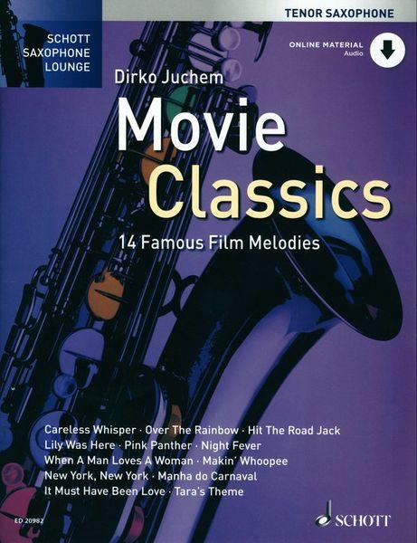 Movie Classics T-Sax Schott