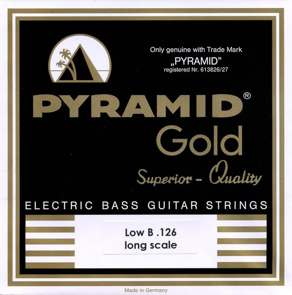 Pyramid 126 Flatwound Bass