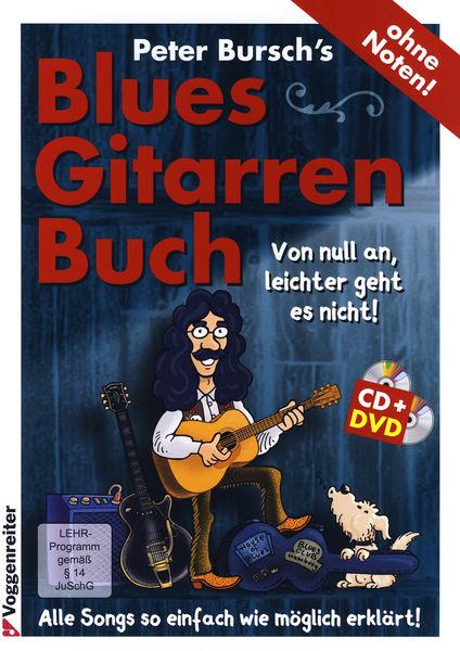 Bursch`s Blues Gitarrenbuch Voggenreiter