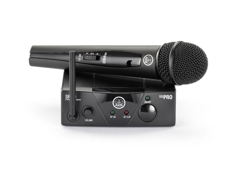 AKG WMS 40 Mini Vocal ISM1