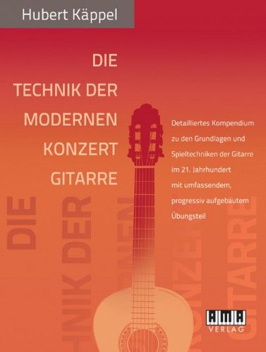 Technik Moderne Konzertgitarre AMA Verlag