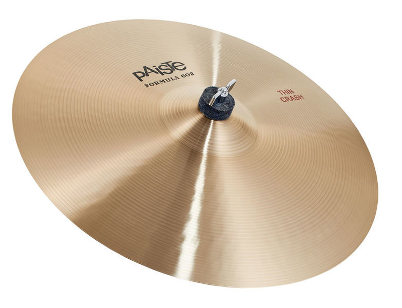 "Paiste 16"" 602 Thin Crash"