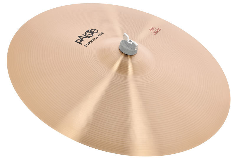 "Paiste 18"" Thin Crash 602 Series"