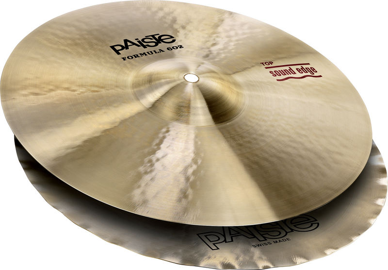 "Paiste 14"" 602 Sound Edge Hi Hat"