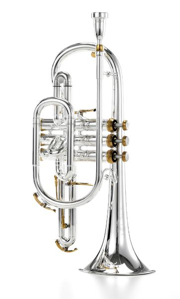 B&S CX-S X-Line Bb-Cornet